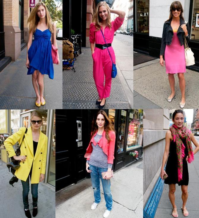 neon street wear